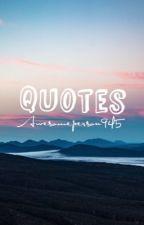 Quotes  by potathoebitch