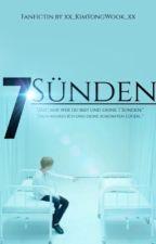 7 Sünden [Jikook] by Black2theTears