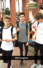 NewHopeClub Imagines by -Megsm_