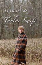 Letras de Taylor Swift by coffeeforlouis