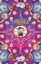 Lily and Doctor Strange  by DoctorStrange29