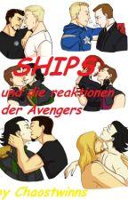 SHIPS und die Reaktionen der Avengers by chaostwinns