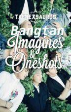 BTS IMAGINES AND ONESHOTS by taerexsaurus