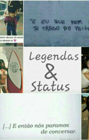 Legenda E Status Biografias On Facebook Wattpad