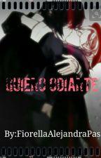 """""""Quiero Odiarte"""" Soukoku (Dazai X Chuuya) by FiorellaAlejandraPas"""