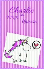 Charlie, The Pink Unicorn by Sardina666