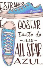 All Star Azul by analauracoury