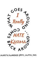 I Really Hate Karma: Lauroth/Gaurence  by Epic_Muffin_Bro