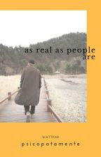 as real people are ➶ [yoon.seok] by yoonseoky