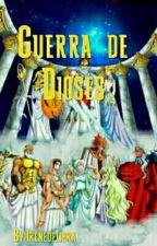 Guerra de Dioses (saint seiya) by Irene_de_libra
