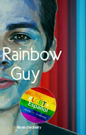 Rainbow guy  by peluchedelarry