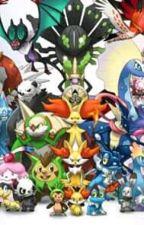La Entrenadora Que Crecio Entre Pokemon by YukitsuPerez