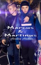 Marcus and Martinus. Beautiful faces by NicolineBMadsen