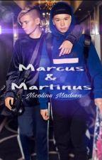 Marcus & Martinus by NicolineBMadsen