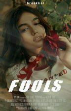 fools ÷ wes tucker  by breskker