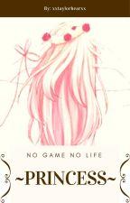 ~Princess~ No Game No Life Fan-Fiction by xxtaylorbearxx