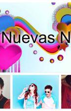 Las Nuevas Nerd(Ruggarol,Michaetina y Aguslina) by lutteistairina12