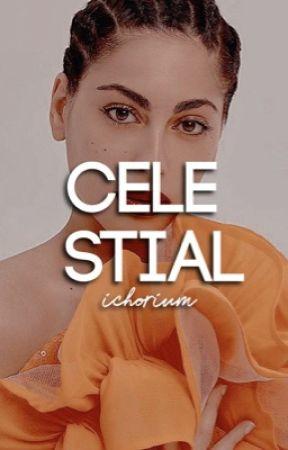 CELESTIAL ⁞ STARFIRE by ichorium