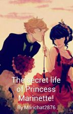 The secret life of Princess Marinette by Marichat2876