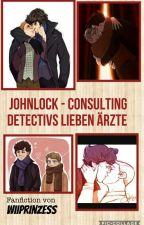 Johnlock-Consulting Detectivs lieben Ärzte by wiiprinzess