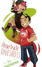 Heartrate(KimXAlix)-Oneshots by Whale-Chicken