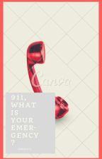 "911, what is your emergency? «Ziall» ""Próximamente Marzo"" by Horlik1213"