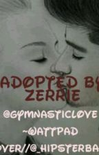 Adopted By Zerrie by gymnasticlove
