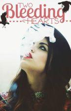 Two bleeding hearts. (Damon Salvatore) by Punkish_Flower