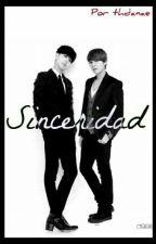 Sinceridad ➸ Yewook by thdanae