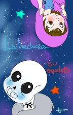 La hechicera y su esqueleto (Sans x Frisk) by UmiikoAqua