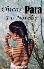 Chicas para tus historias by Californix