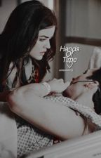 Hands Of Time | Ezria  by ezriawedding