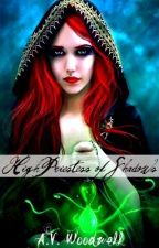 The High Priestess of Shadows by AVWoodwell