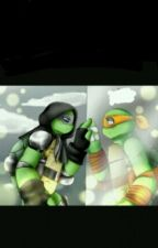 TMNT Switching Dimensions by Grey_Heart_