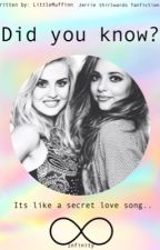 Did you know?                ||Jerrie Thirlwards|| by LittleMuffinn
