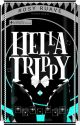 hella trippy [old graphics book] by RosyKun