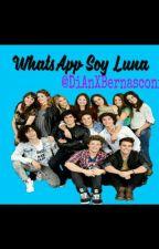 WhatsApp Soy Luna by -Jxralioff-