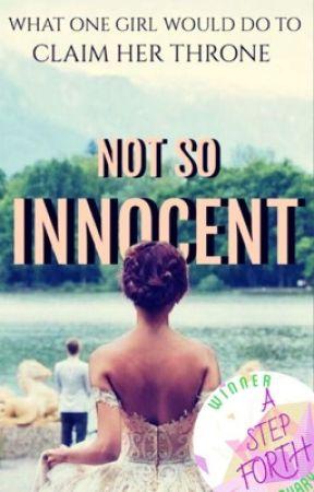 Not So Innocent (A Dark Fantasy Novel) by ShadowSpinner600