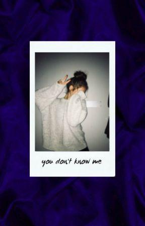 you don't know me » dolan twins - 1 - Wattpad