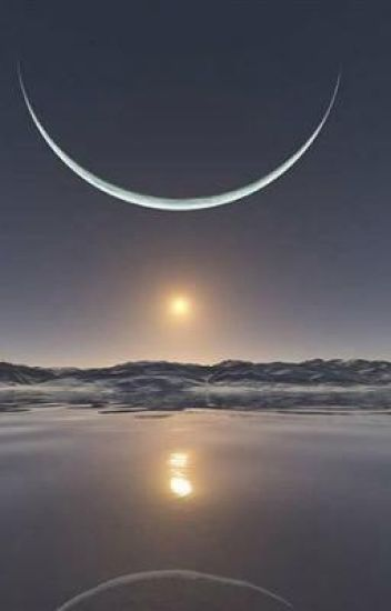 New Moon On The Horizon