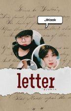 Letter +jikook by -pjxmin