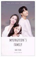 MyungYeon Family by hanyk3__