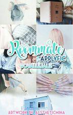 Roommate | kpop af by RoyalleJalie