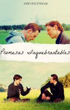 Promesas Inquebrantables (Cherik) by _Samuwu