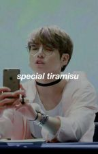 «edit» special tiramisu | jjk✘kth  by bubbletae__