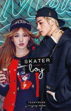 Skater Boy [MARKDY] by tuanyieuns