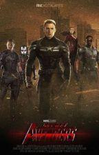 The Secret Avengers by chezzlito
