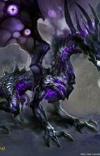 El Dios Dragón Oscuro by PieroRiosHonorio