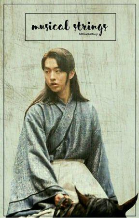 Musical Strings [Baek Ah-Moon Lovers; Scarlet Heart Ryeo] by MissKanagawa