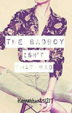 The Badboy Isn't That Bad by hannahhunts1217